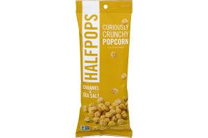 Halfpops Popcorn Caramel & Sea Salt