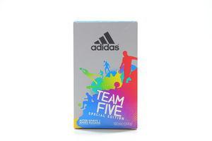 Засіб п/голiння Adidas Team Five 100мл