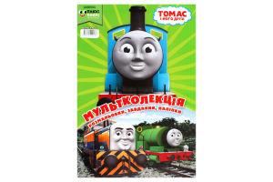 Книга Disney Мультколлекция Томас и его друзья N30