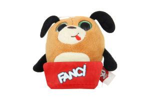 Игрушка мягкая Fancy Собачка глазастик GSU0
