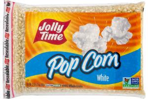 Jolly Time Pop Corn White