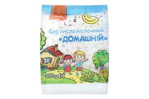 Сир кисломолочний 0% Домашній Богодухівський молзавод м/у 300г