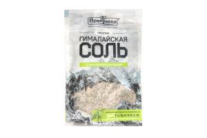 Приправа Приправка Гималайская соль со средиземноморскими травами д/п 200г