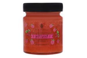 Крем-мед натуральный Малина Медик Ведмедик с/б 250г