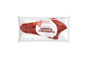 Шинка із яловичини Соковита Глобино в/к кг