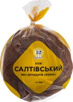 Хліб без дріжджів Салтівський Рома м/у 1кг
