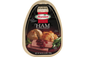 Hormel Ham Water Added