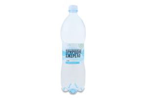 Вода питна негазована Природне Джерело п/пл 1л
