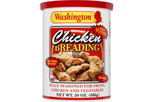 Washington Chicken Breading Mix