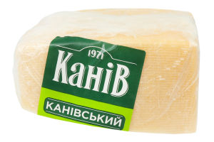 Сыр 50% твердый Каневский Канів кг