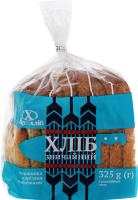 Хліб половинка в нарізці Звичайний Цар Хліб м/у 0.325кг