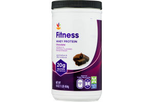Ahold Fitness Chocolate Whey & Soy Protein