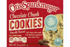 Otis Spunkmeyer Chocolate Chunk Cookies - 6 CT