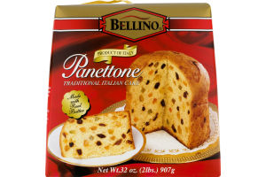 Bellino Panettone Traditional Italian Cake