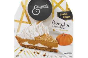 Edwards Pumpkin Creme Pie