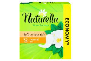 Прокладки щоденні Naturella Normal з ароматом зеленого чаю 60шт