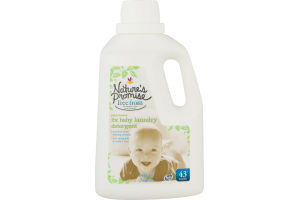 Nature's Promise 2X Baby Laundry Detergent