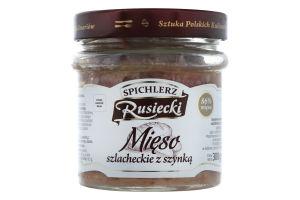 Мясо Spichlerz Rusiecki Шляхетское с ветчиной