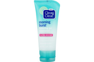 Clean & Clear Morning Burst Oil-Free Hydrating Gel Moisturizer