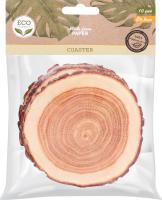 Набор подставок бумажных в ввиде дерева 10шт