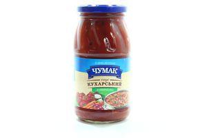 Соус Чумак Кухарский с овощами твист 500г