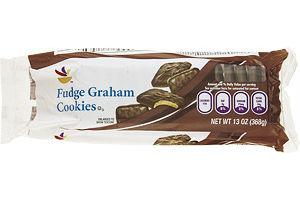 Ahold Cookies Fudge Graham