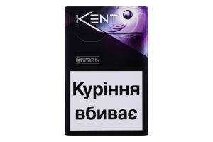 Сигарети з капсулою у фільтрі Feel Aroma Kent 20шт