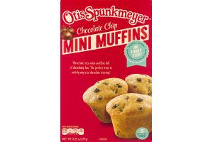 Otis Spunkmeyer Mini Muffins Chocolate Chip - 5 Ct
