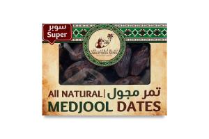 Фініки сушені Medjoul Abu Ayyash dates к/у 500г