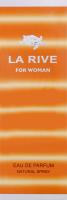 Парфюмированная вода женская Woman La Rive 90мл
