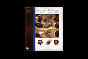 Конфеты Hamlet Морские ракушки ассорти шоколадные