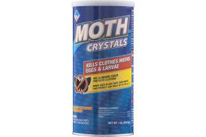 IMS Moth Crystals