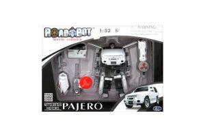 Робот-трансформер Roadbot Mitsubishi Pajero 1:32 52020 r