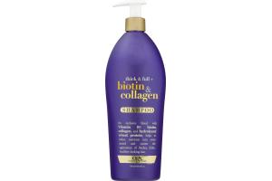 OGX Thick & Full + Biotin & Collagen Shampoo