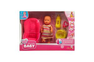Лялька для дітей від 3-х років №9806 New born baby Mini Simba 1шт