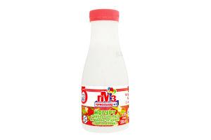 Йогурт 2.5% с наполнителем плодово-ягодным Клубничный Гормолзавод №1 п/бут 330г