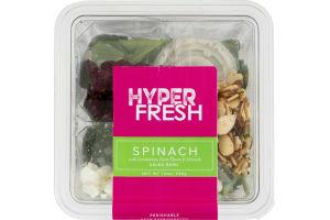 Hyperfresh Spinach Salad Bowl