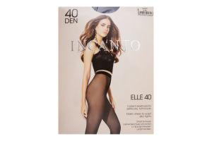Колготки женские Incanto Elle 40den 3-M nero