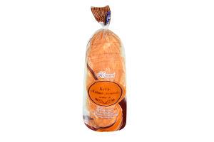 Хліб Кулиничі Батон нарізний звичайний нарізаний в уп 500г