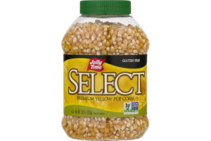 Jolly Time Select Premium Yellow Pop Corn