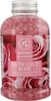 Сіль для ванн Троянда Ароматика 600г