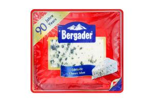 Сир 50% м'який Edelpilz Classic blue Bergader п/у 100г
