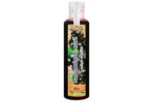 Уксус бальзамический смородиновый с ягодами смородины Kukhana п/бут 200мл