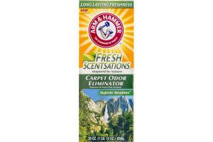 Arm & Hammer Fresh Scentsations Carpet Odor Eliminator Majestic Meadows
