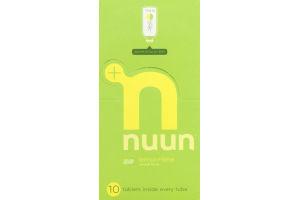 Nuun Active Lemon + Lime Effervescent Electrolyte Supplement - 8 PK