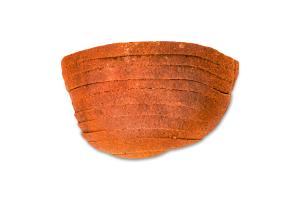 Хліб половинка в нарізці Білоруський Кічкарівка м/у 0.45кг