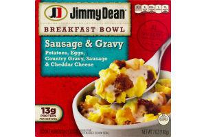 Jimmy Dean Breakfast Bowl Sausage & Gravy