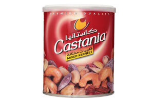Орех Микс ядер Castania 300г