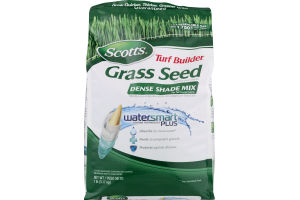 Scotts Turf Builder Grass Seed Dense Shade