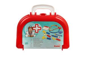 Набор доктора игрушечный для детей от 3-х лет Simba 1шт